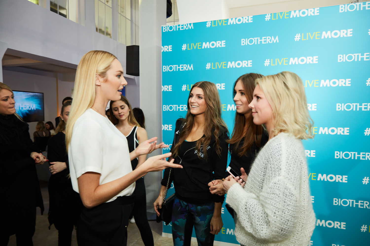 Candice Swanepoel_Biotherm Event_February 3rd_14