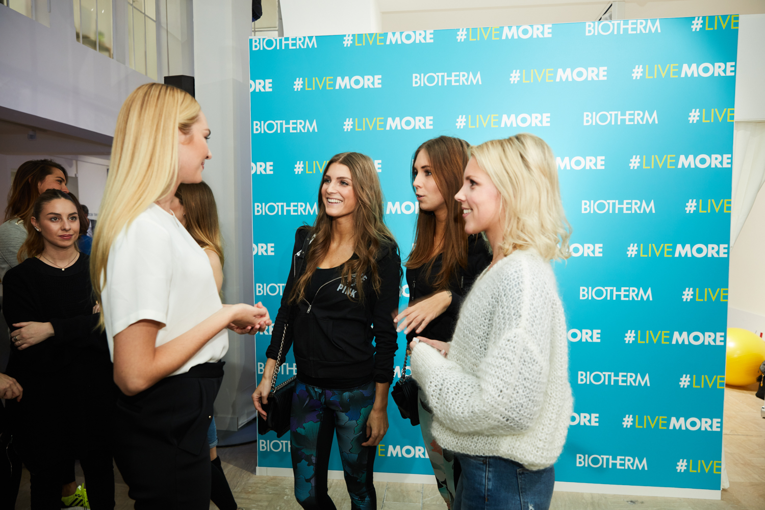 Candice Swanepoel_Biotherm Event_February 3rd_16