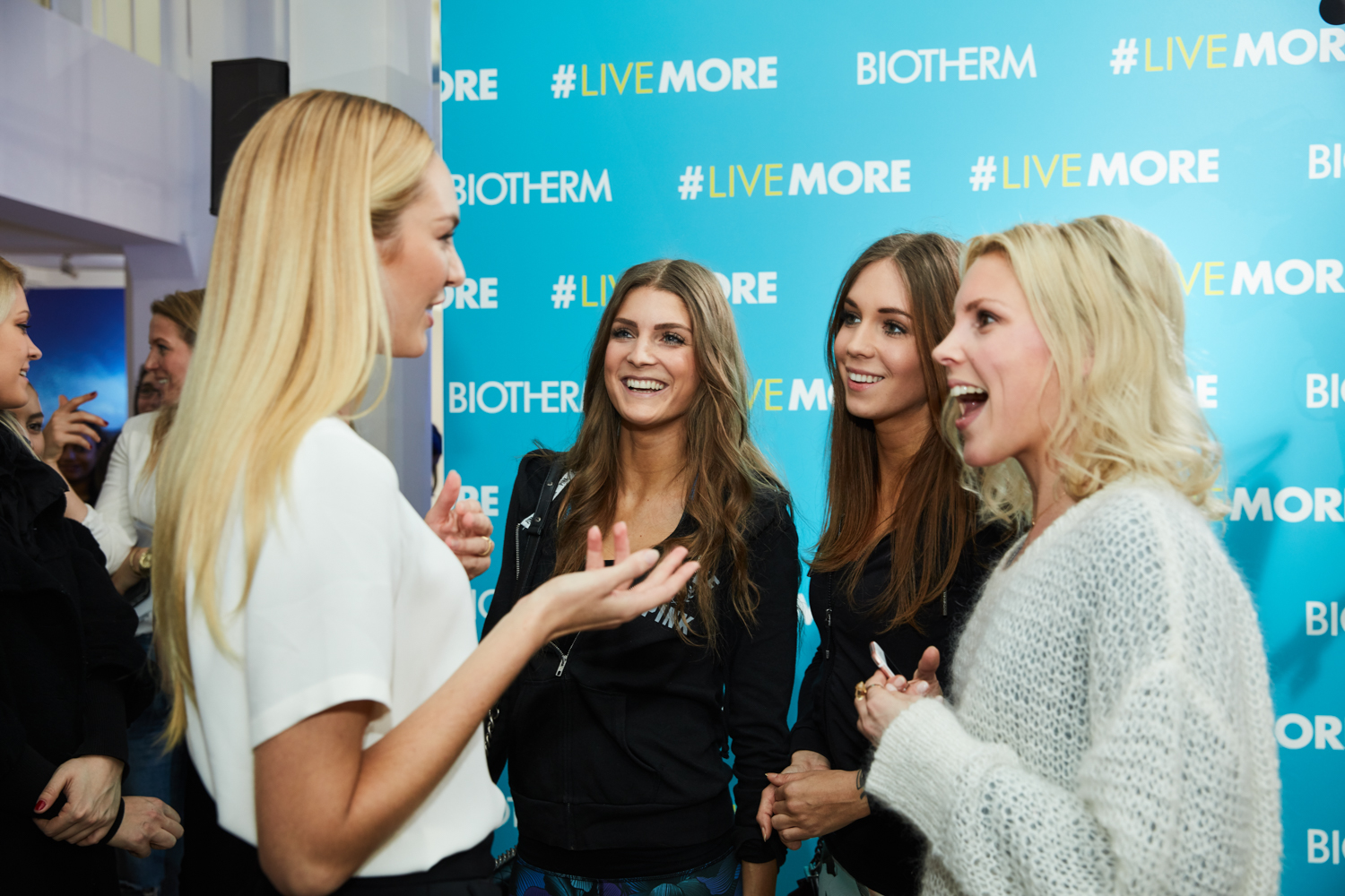 Candice Swanepoel_Biotherm Event_February 3rd_17