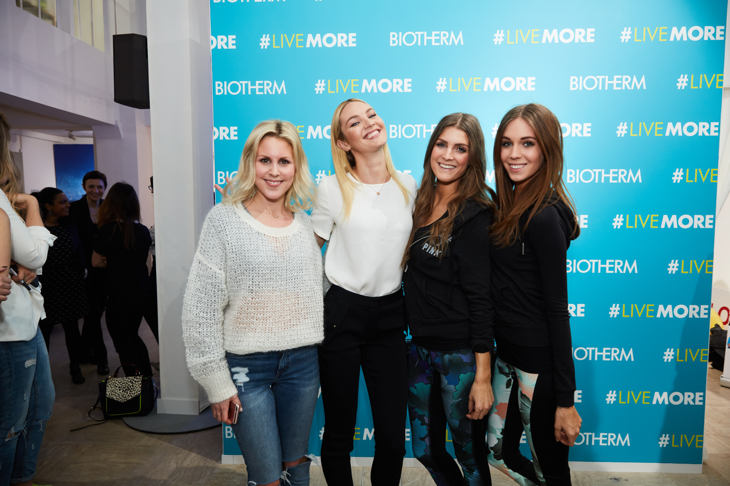 Candice Swanepoel_Biotherm Event_February 3rd_18